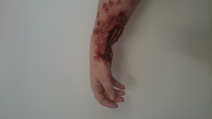 My first ever special effects work!