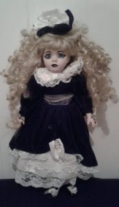 Evil Witch Doll