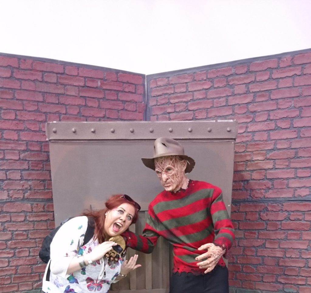 Me and Freddy